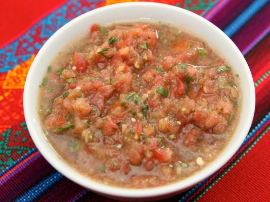 Cristina's Fresh Salsa