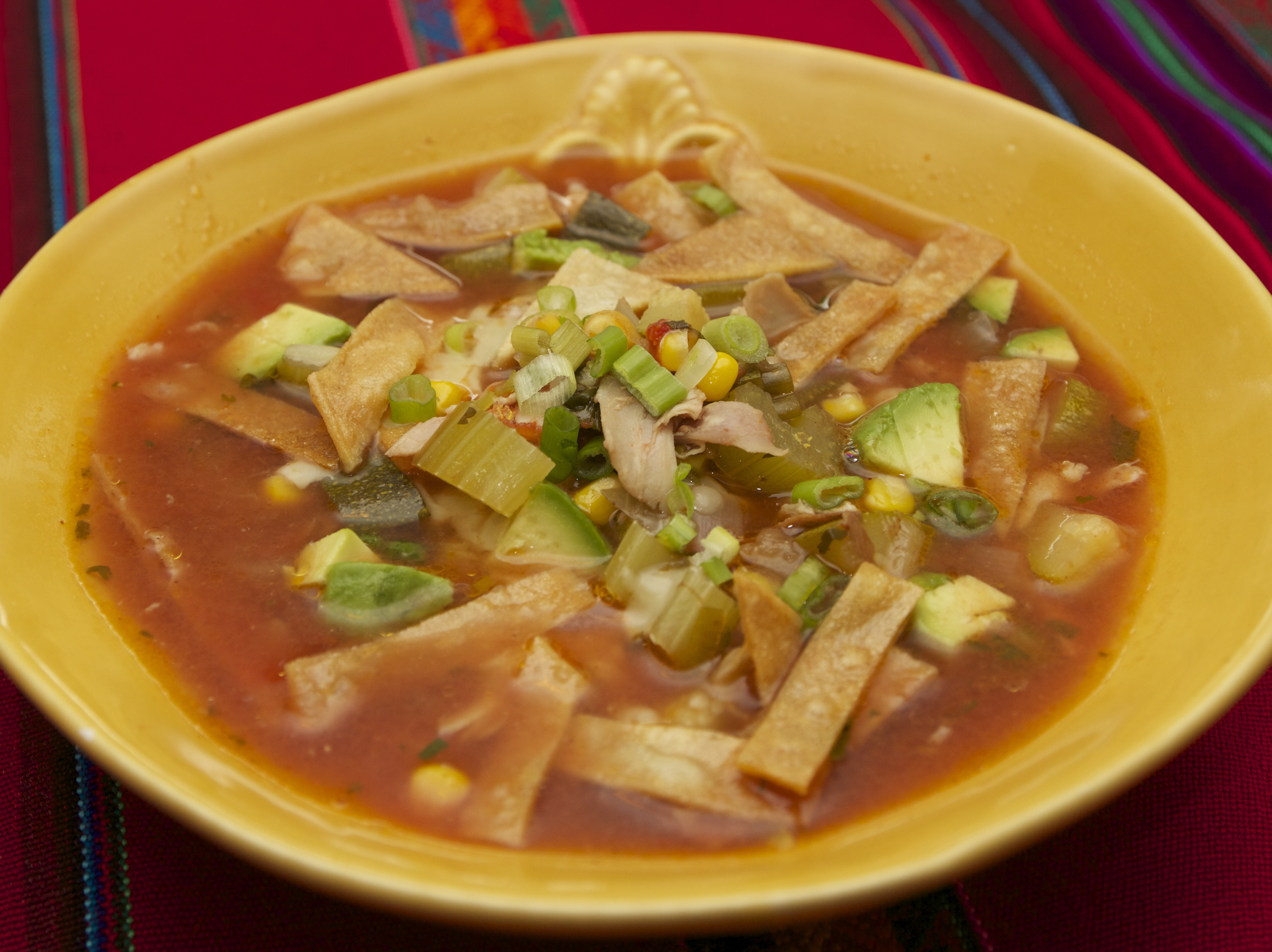 Chicken tortilla soup forumfinder Image collections